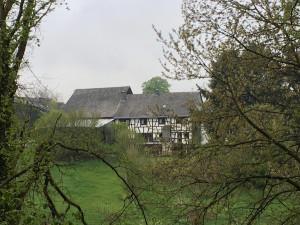 Achterzijde huis Kastellaun